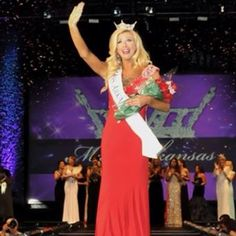 Miss Arkansas 2013 Evening Gown: HIT or MISS?