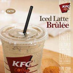Iced Latte Brulee