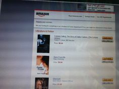 Today's top recommendation from Amazon. FORTUNE CALLING. (Please do not wake me up! This is like a dream.) Cheers!