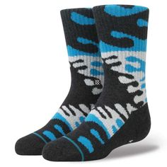#FashionVault #stance #Boys #Accessories - Check this : Stance Blurby BLU L boys Socks for $ USD