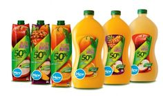 New Zealand's largest juice company, Frucor, has launched Just Juice with 50% less sugar. Potential Beverage Innovation Awards winner at Drinktec?
