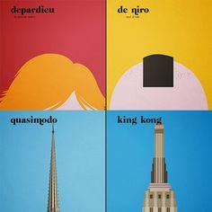 Paris vs New York version animé !