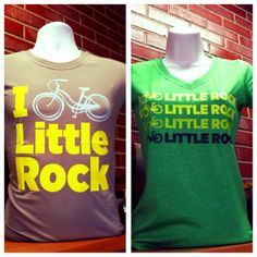 You too can look awesome! #littlerock #BikeLR Check them out at www.bobbysbikehike.com/littlerock/Events.aspx