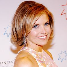 katie couric | Katie Couric - 2006 - Katie Couric - Transformation - Hair - InStyle