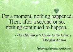 <3 Douglas Adams