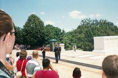 Changing of the Guards - Washington, DC - 2000