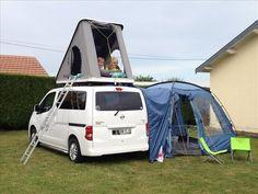 nv200 camper - Google Search