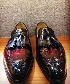 Men's Shoes Efficient China Designer Brand Male Brown Dress Italian Crocodile Skin Leather Office Footwear Social Cheap Cocodrilo Formal Shoe For Men Shoes