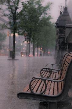 Nunca más volveremos a besarnos, nunca más. Hoy me he sentado en el mismo banco y te he visto, lo juro, te he visto otra vez caminando ajena a mi dolor.