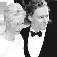 Tom Hiddleston via Twitter Can he get anymore beautiful? If he does it will kill me.