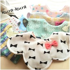 Baby collars or bibs