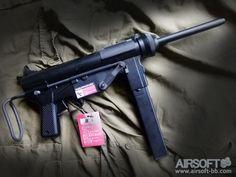 """M3 Grease Gun ICS """" La Engrasadora """""""