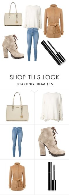 """""""winter"""" by badwitch-69 on Polyvore featuring MICHAEL Michael Kors, URBAN ZEN, Michael Antonio, Jaeger and Chanel"""