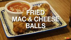 These Fried Mac & Ch