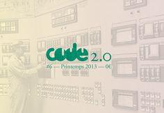 Code Magazine 2.0  Publicación reconocida en el panorama europeo por su gran labor de promoción y difusión del trabajo de jóvenes artistas.
