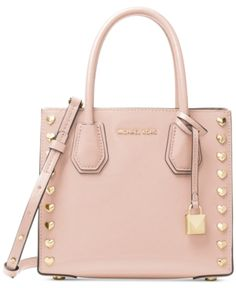 f390c82018 Michael Kors Mercer Medium Crossbody & Reviews - Handbags & Accessories -  Macy's