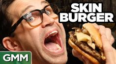 Will It Burger? Taste Test Good Mythical Morning, Fried Chicken, Youtube, Beast, Food, Entertainment, Drink, Inspiration, Biblical Inspiration