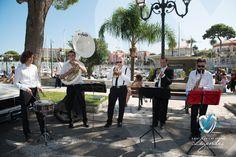 La virgule sonore de l'événement avec les musiciens du Conservatoire de Nice à Saint-Jean-Cap-Légendes édition 2015. #SJCFLegendes