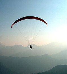 People love #paragliding can explore staggering stuff at udareit