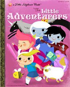 Joebot: Adventure Time @ Gallery 1988!! Mathematical!