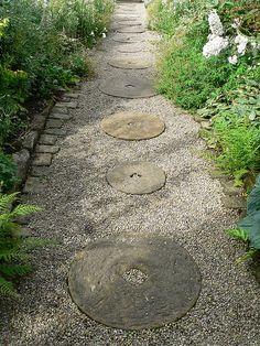 Millstone Path by Sue McLoughlin, via Flickr