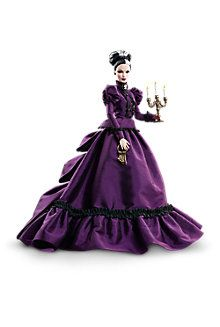 <em>Haunted Beauty Mistress of the Manor</em>™ Barbie® Doll
