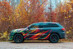 💥 Grand Cherokee urban tiger 💥 Owner: @shockhab 👌 Photos: @bulldogmiata 📷 Design by TTStudio.ru ✍️ #ttstudioru #grandcherokee #jeep #urbantiger #wrapped #wrapdesign #customwraps #customgraphics #carwrap #wrapping #wrap #carwraps #vinylwraps #carwrapping #vinylwrap #folie #foliedesign #foliecardesign #carfolie #vehiclewraps