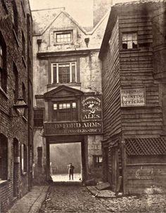 OLD LONDON! Het oude Londen | Froot.nl