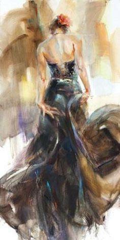 Anna Razumovskaya Unfolding dance 2 painting in my site, painting Dance Aesthetic, Anna Razumovskaya, Dance Art, Female Art, Female Pics, Beautiful Artwork, Love Art, Painting & Drawing, Amazing Art