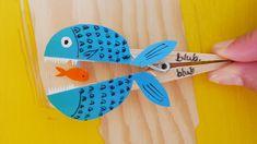 Mit Wäscheklammern basteln, Basteln mit Kindern, Bastel Idee, Spielidee, Spiele, Kinder, Sommerferien, basteln, DIY, Wäscheklammern http://blog.ernstings-family.com/2015/07/mit-waescheklammern-basteln/