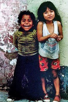 Helping others makes a difference in people's lives and helps all of us to progress. (South America)