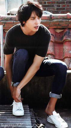 Jung Yonghwa senpai