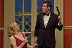 Dean Gaffney stars in Murder In Play