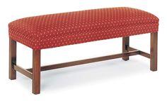 Bench w Tight Seat Cushion