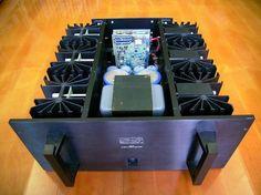 Mark Levinson Vintage Audio Gear: ML-2 | Monophonic Class A Power Amplifier | 25 W | 1977 - 1986