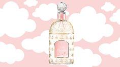 Guerlain launch children's fragrance for spring 2015