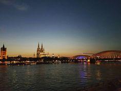 Golden City #Cologne #CologneCathedral #GrossSanktMartin...