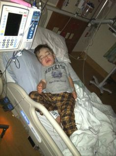 Tissue Alert: If Jack doesn't get treatment for his Hunter syndrome, he won't make it to his 10th birthday. Read his story here: #raredisease
