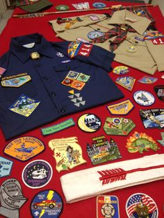 Eagle Scout Court of Honor | Scout Displays | Pinterest