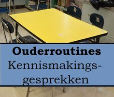 kennismakingsgesprekken met ouders School Info, Back To School, 21st Century Skills, School Hacks, Primary School, Classroom Management, Coaching, Preschool, Teacher