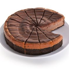 Me Loves Cookies Chocolate Cabernet Truffle Cheesecake Online Gift Store Delicious Cake Delivery In USA