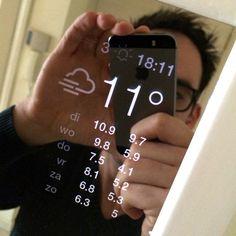 Magic Mirror Raspberry PI project...