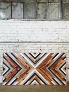 16 Modern And Minimalist Wall Art Decoration Ideas - Home Sweet Home - Wood Wooden Wall Decor, Wooden Art, Wooden Walls, Wall Art Decor, Wooden Wall Design, Large Wood Wall Art, Home Wall Art, Plage Art Mural, Barn Quilts