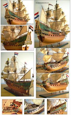 Admiralty Ship Models Ltd Batavia Dutch