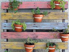 Креативни идеи за палети в градината и на терасата | MaistorPlus.com