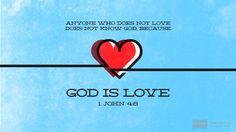 1 John 4:8 (NRSV) - Biblia.com