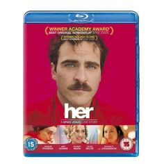 http://ift.tt/2dNUwca   Her Blu-ray   #Movies #film #trailers #blu-ray #dvd #tv #Comedy #Action #Adventure #Classics online movies watch movies  tv shows Science Fiction Kids & Family Mystery Thrillers #Romance film review movie reviews movies reviews