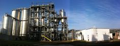 48 plantas de producción en el mundo