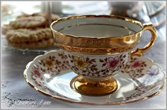 21 Rosemary Lane: Winter Warm Up ~ Teacups and Lace