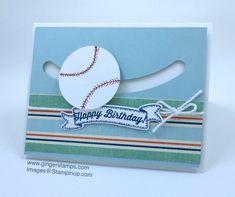 2016  Baseball Spinner Card   Sliding Star Framelits Dies141820  $27.00 ,  Layering Circle Framelits Dies141705  $35.00 , Bunch Of Banners Framelits Dies141488  $27.00 , Birthday Banners Photopolymer Stamp Set141506  $17.00 ,